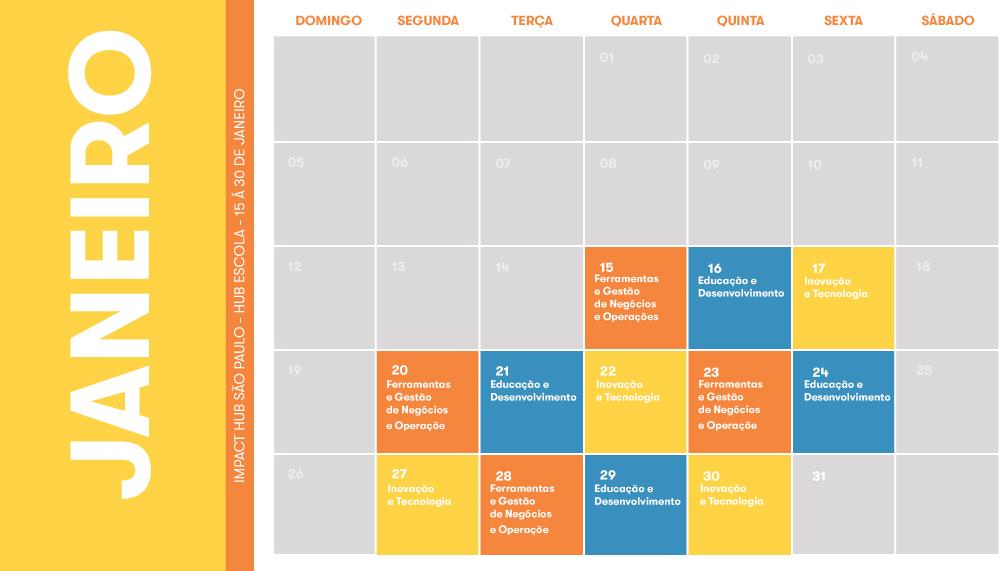 Agenda Hub Escola